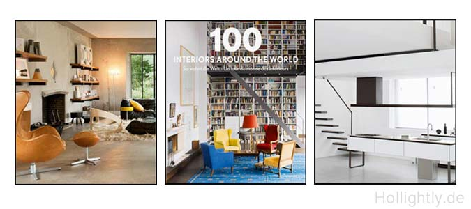 100 Interiors around the world Cover