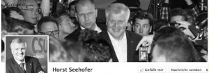 Facebook Seehofer