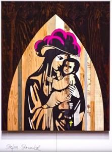 Maria a la Strumbel