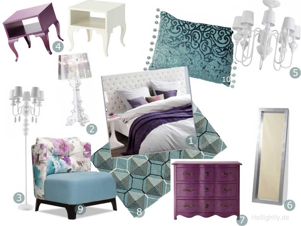 einrichtungsideen schlafzimmer pastell tuerkis rl hollightly. Black Bedroom Furniture Sets. Home Design Ideas