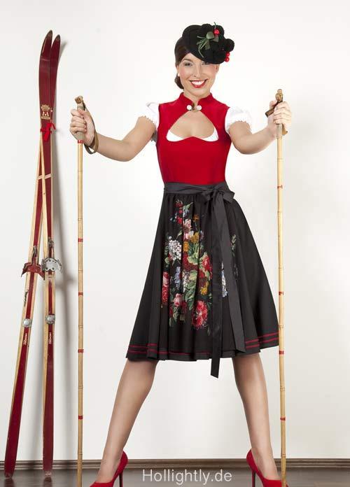 Schwarzwald couture Dirndl aus Freiburg
