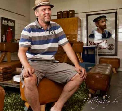 Andreas Groebel, Vater der Turnmöbel, im Interview