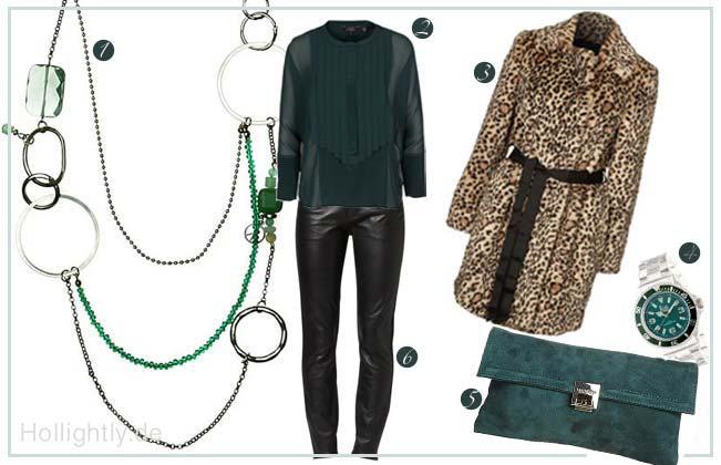 Fashion Farbe Grün