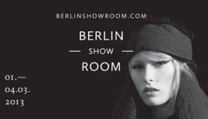 Berlin Showroom Paris