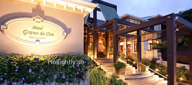 Grano de Oro Hotel Costa Rica