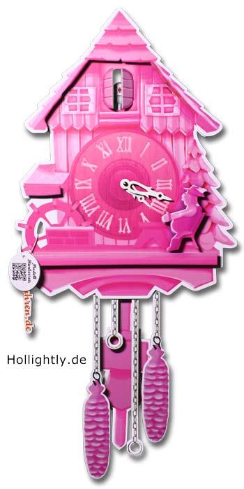 Pink Pappuhr