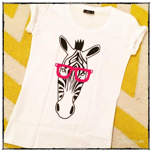 Zebra-T-Shirt