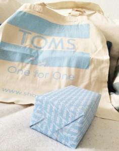 TOMS Paket