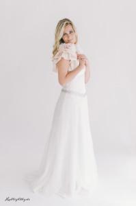 Sina Fischer Hochzeitskleid