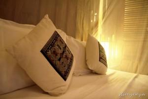 Zen Namkhan Laos - Betten