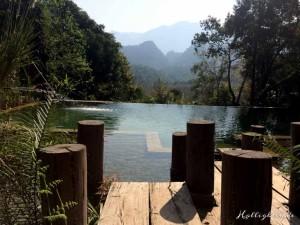 Zen Namkhan Laos - Bio-Pool