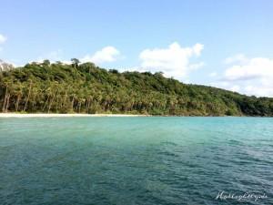Bucht vor Bann Makok