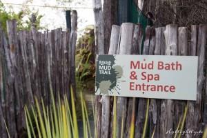 Hells Gate Neuseeland Eingang
