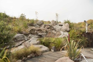 Hells Gate Neuseeland Kaltes Becken