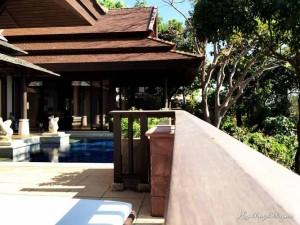 Unsere Poolvilla im Pimalai
