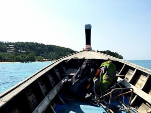 Longboat zum Zeavola