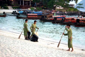 Strandpflege hoch 3