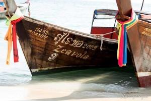 Das Zeavola Longboat