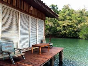 Balkon im Bann Makok