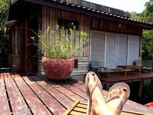 Chilling im Bann Makok
