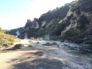 Unglaubliche Landschaft in Neuseeland