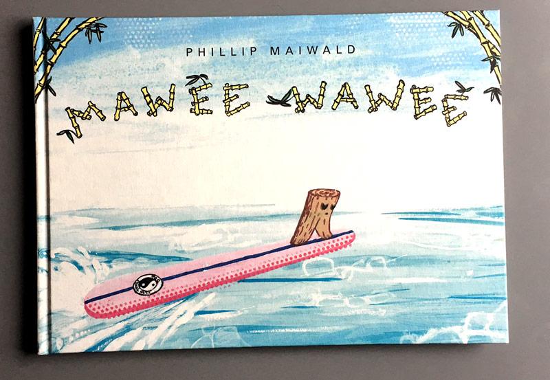 Mawee Wawee Kinderbuch Eco Phillip Maiwald